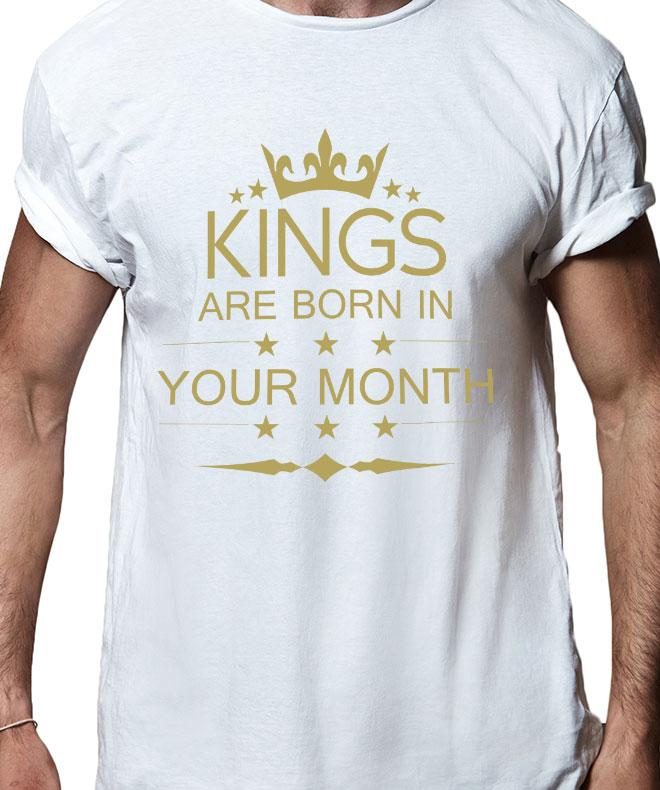 3232e4627184 Legends are born…  7 (διάλεξε το μήνα σου)